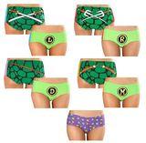 Teenage Mutant Ninja Turtles Panty - 5-Pack (Small)