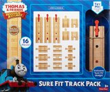 Thomas & Friends: Wooden Railway - Sure Fit Track Pack