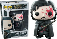 Game of Thrones - Jon Snow (Bloody) Pop! Vinyl Figure