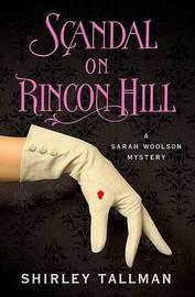 Scandal on Rincon Hill by Shirley Tallman image