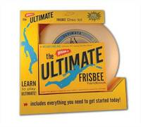 The Wham-O Ultimate Frisbee Handbook: The Tips and Tricks for Becoming an Expert at Ultimate Frisbee(R)! by Jacky Sach image
