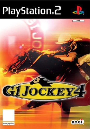 G1 Jockey 4 for PlayStation 2