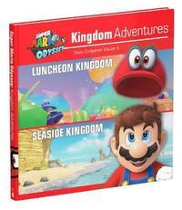 Super Mario Odyssey: Kingdom Adventures Vol 4 by Prima Games