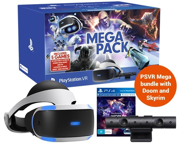 PlayStation VR Mega Bundle for PS4 image