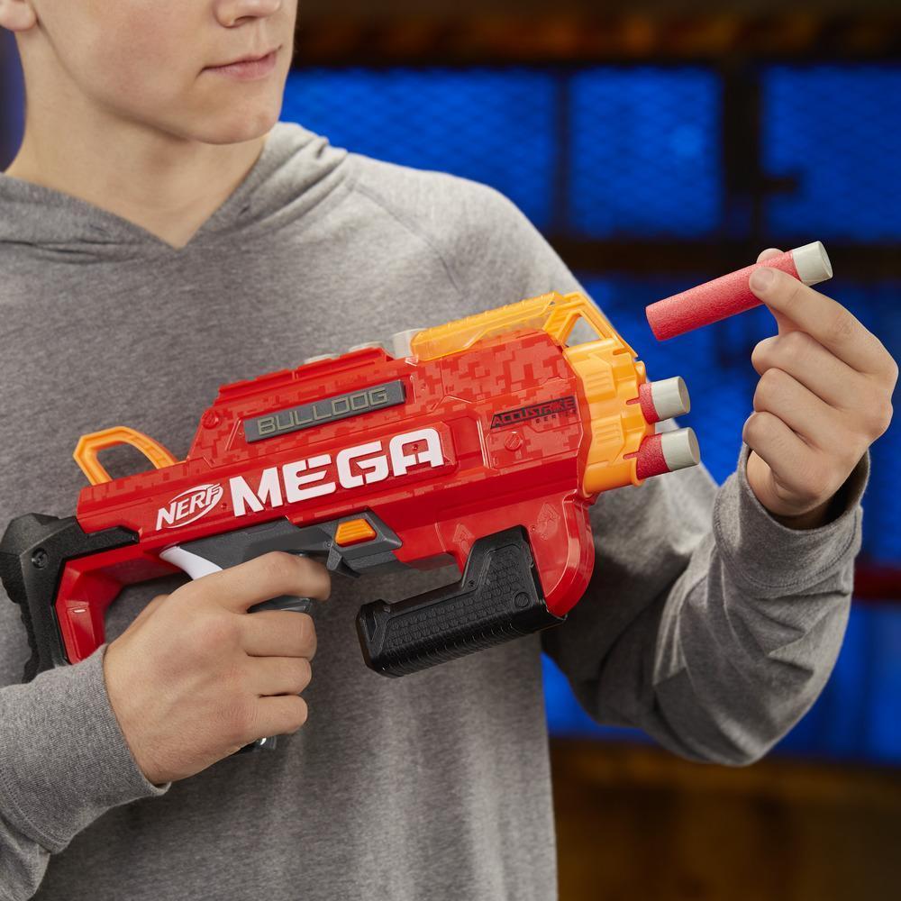 Nerf: N-Strike Mega - AccuStrike Bulldog Blaster image
