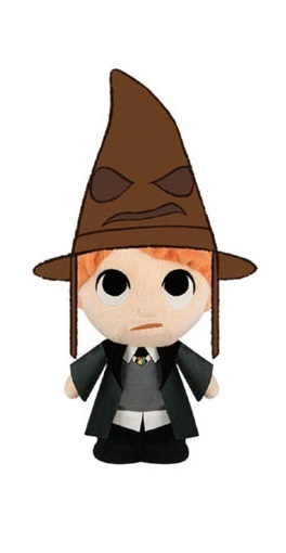 Harry Potter - Ron (Sorting Hat) SuperCute Plush