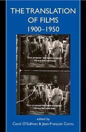 The Translation of Films, 1900-1950