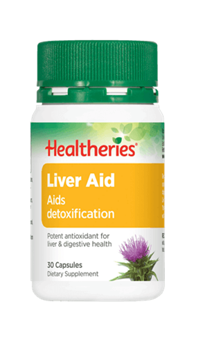 Healtheries Liver Aid (30 Caps)