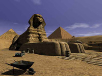 Riddle of the Sphinx 2 for PC Games image