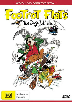 Footrot Flats: The Dog's Tale on DVD