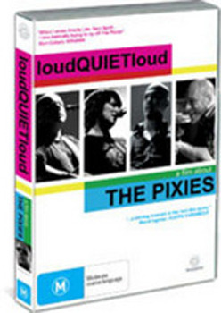 Loudquietloud - A Film About the Pixies on DVD
