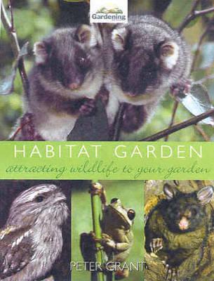 Habitat Garden by Peter Grant