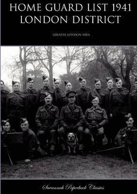 Home Guard List 1941 by War Office