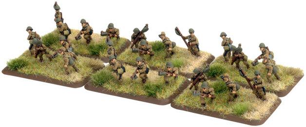 Flames of War - Nikuhaku Teams