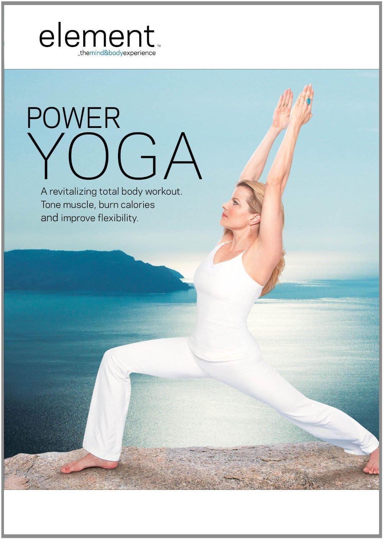 Element: Power Yoga on DVD image