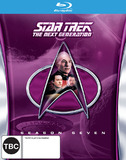 Star Trek: The Next Generation - Season 7 on Blu-ray