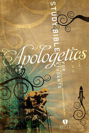 Apologetics Study Bible for Students-HCSB image
