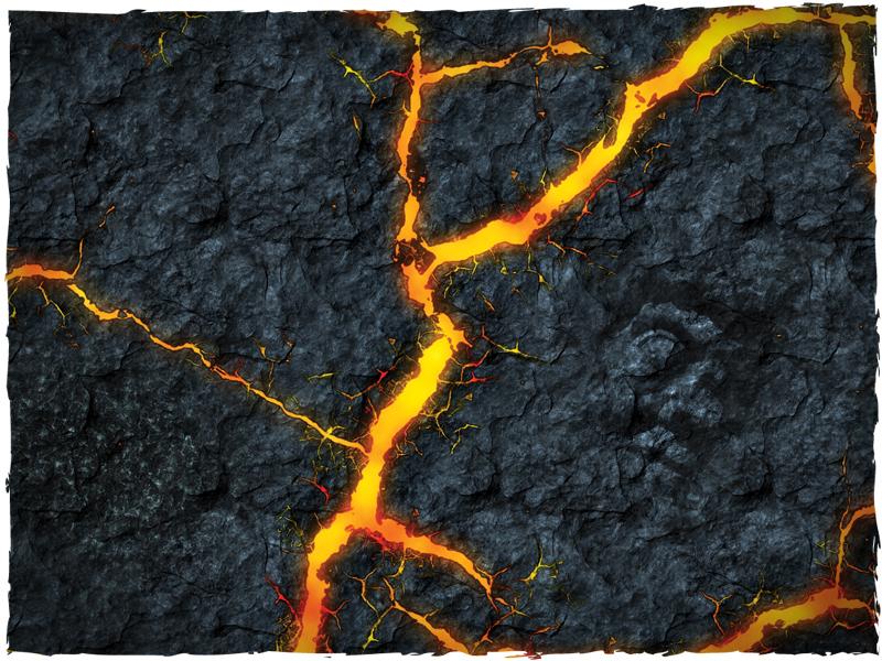 DeepCut Studio Inferno Neoprene Mat (6x4) image