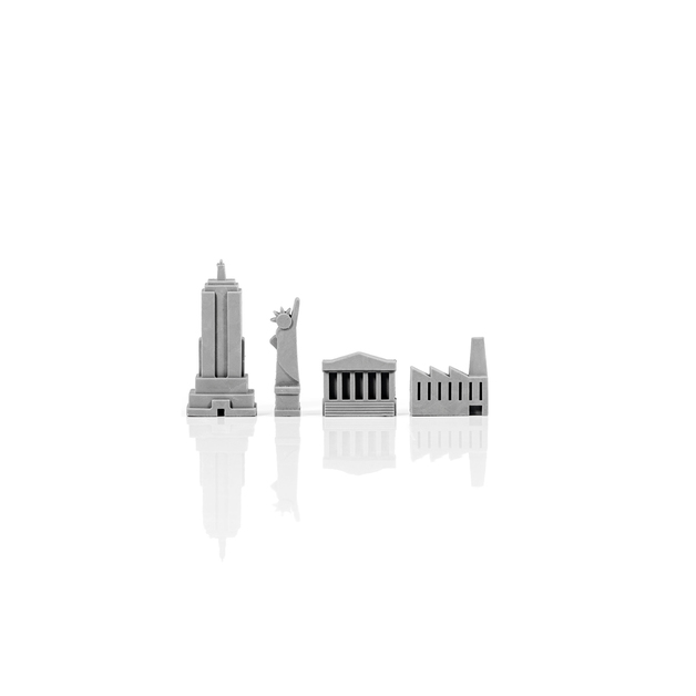 Suck UK: City Erasers - New York