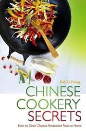 Chinese Cookery Secrets by Deh-Ta Hsiung image