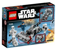 LEGO Star Wars - First Order Transport Speeder Battle Pack (75166) image