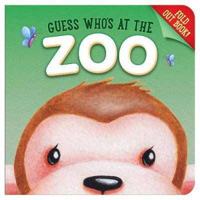 Guess Who Fold Out Large Zoo image
