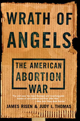 Wrath Of Angels by James Risen