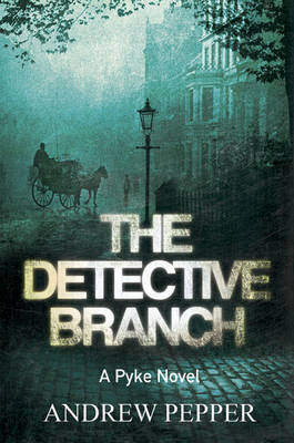 The Detective Branch by Andrew Pepper image