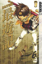 Saiyuki: v. 6 by Kazuya Minekura image