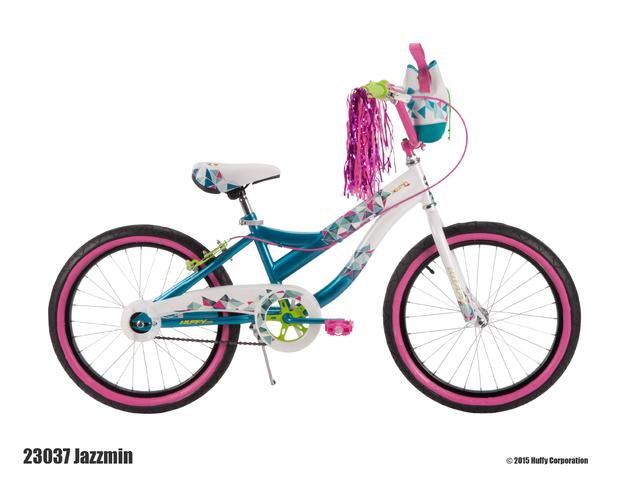 "Huffy: 20"" Jazzmin - Girls Bike"