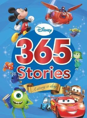 Disney 365 Stories by Parragon Books Ltd image