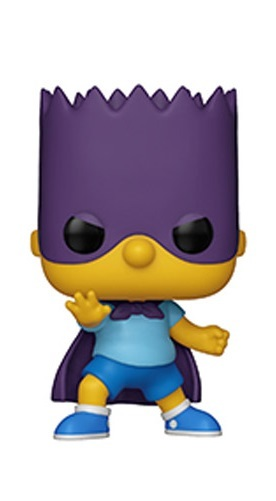 The Simpsons - Bartman Pop! Vinyl Figure image
