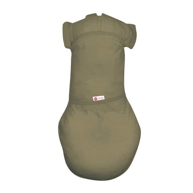 Embe Classic SwaddleOut - Olive Green (3-6 months)