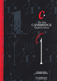 The New Cambridge English Course 1 Student's Book Italian Edition: Bk. 1 by Catherine Walter image