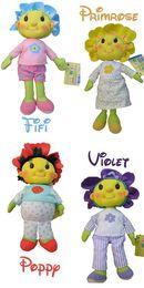 Fifi & the Flowertots Bedtime Beanies - Violet image