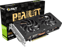 NVIDIA GeForce GTX 1660 SUPER GP OC 6GB Palit GPU