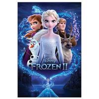 Frozen II on DVD image