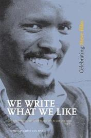 We Write What We Like by Darryl Accone