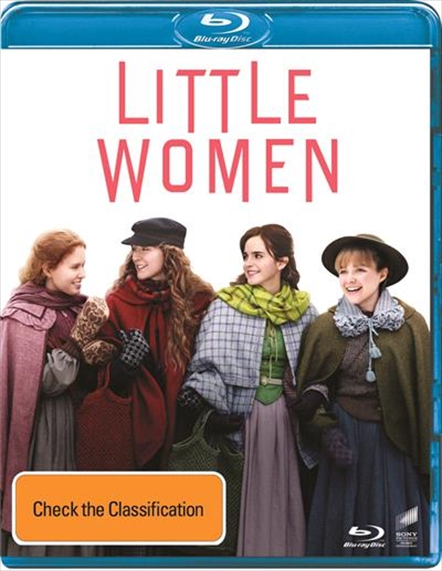Little Women (2019) on Blu-ray