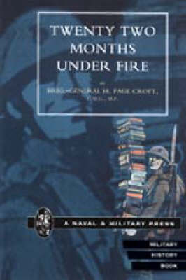 Twenty-two Months Under Fire by H.Page Croft image