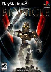 Bionicle The Game for PS2