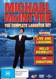 Michael McIntyre Live - Triple Pack on DVD