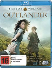 Outlander - Season 1: Volume 1 on Blu-ray