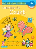 Gillian Miles - A4 Play & Learn - Learning to Count: Book 3
