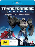 Transformers: Prime - The Complete Second Season on Blu-ray