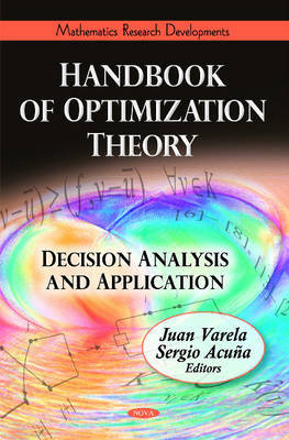 Handbook of Optimization Theory image