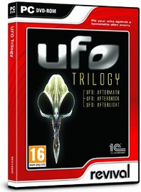 UFO Trilogy Pack for PC Games image