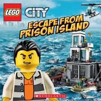 Escape from Prison Island (Lego City: 8x8) by J.E. Bright