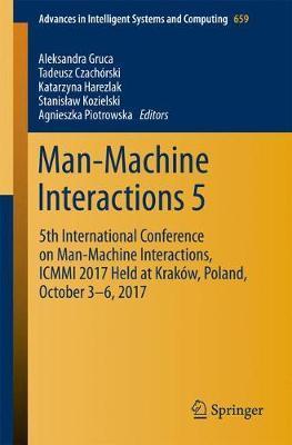 Man-Machine Interactions 5 image