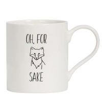 General Eclectic Mug - For Fox Sake
